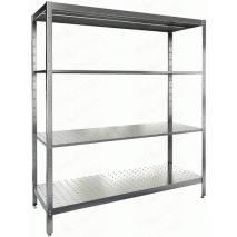Стеллаж кухонный HICOLD НСК-6/4 П (1800x600x400)